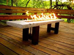 Outdoor Propane Fire Pit Propane Outdoor Fire Pit U2014 Jen U0026 Joes Design Best Outdoor