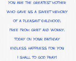 amazing happy birthday poems for mom u2013 make your mother happy