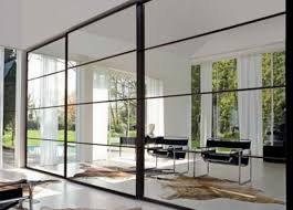 Sliding Glass Mirrored Closet Doors Wall Hallway Closets Closet With Glass Mirror