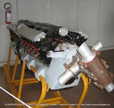 fiat u2013 v24 engine u2013 m c 72 aircraft engine grease n gasoline