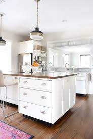 how to kitchen island how to add detail to a plain kitchen island the chronicles of home