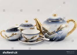 set coffee cup sugar bowl milk stock photo 343851032 shutterstock