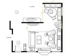 small l shaped living room dining room interior design