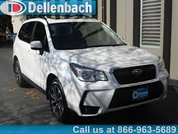 suv subaru 2017 dellenbach subaru featured used cars for sale in fort collins