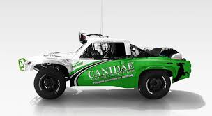 rally truck suspension canidae trophy truck by geiser bros performance vehicles