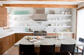Kitchen Wall Ideas Decor Kitchen Open Shelves Decorating Ideas Uotsh