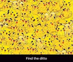 Ditto Memes - pokémon memes can you find ditto facebook