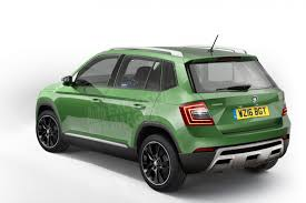 2018 skoda fabia suv review price styling interior release