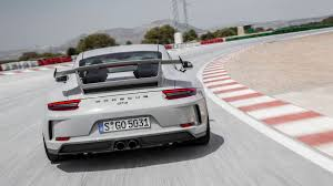 porsche price 2017 2018 porsche 911 gt3 review with price horsepower and photo gallery