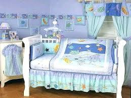 Blue And Green Crib Bedding Sets Baby Blue Crib Bedding Sets U2013 Hamze
