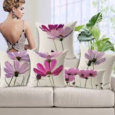 Sofa Pillows Covers by Popular Purple Sofa Pillows Buy Cheap Purple Sofa Pillows Lots