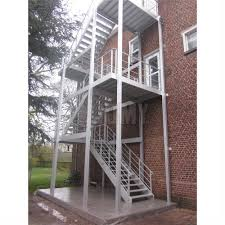 jomy lightweight aluminum stairs as the preferred solution for