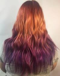 coloring over ombre hair purple ombre hair ideas plum lilac lavender and violet hair colors