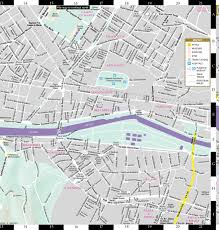 Streetwise Maps Streetwise Florence Map Laminated City Center Street Map Of