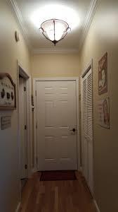 Hallway Wall Light Fixtures by Hallway Leading To Kitchen New Light Fixture Door Handle Wall