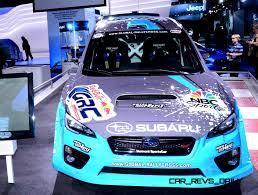 subaru purple 2015 subaru wrx sti rally racecars