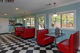 1950 Style Homes 7 Homes For Sale With A 1950s Style Diner Inside Huffpost