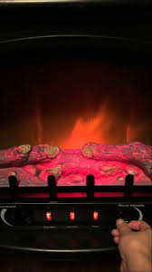 Infrared Heater Fireplace by Lifesmart Ls Ifs Meg Lifepro 1500w Infrared Fireplace Stove Heater