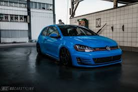 volkswagen gti 2015 custom swissbox vw golf gti on rotiform custom wheels u2014 carid com gallery