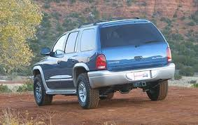 2002 dodge durango fuel economy 2003 dodge durango information and photos zombiedrive