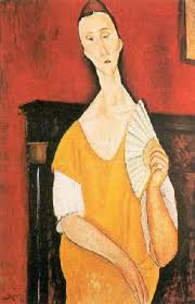 modigliani woman with a fan 100 million in art stolen from paris museum eye on art
