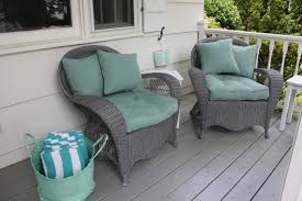 screened porch makeover patio marvellous gray wicker patio furniture gray resin outdoor