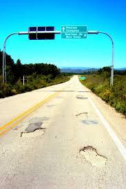 precárias as condições no viaduto da rs 471 canguçu em foco