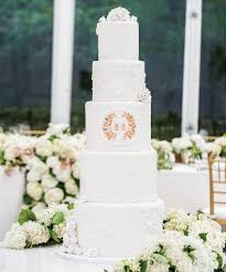 cake monograms monogram wedding decorations ideas inside weddings