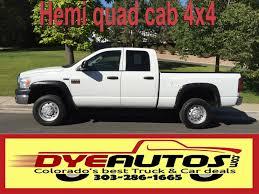 2008 dodge ram pickup 2500 st 4dr quad cab 4wd sb hemi v8 www