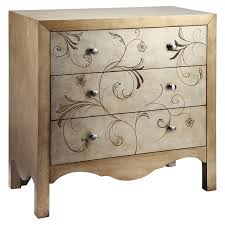 3 drawer accent table stein world 3 drawer accent chest 2 toned hayneedle