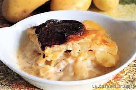 cuisine gratin dauphinois recette gratin dauphinois moelleux la cuisine familiale un plat