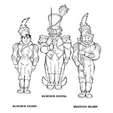 Top 15 Free Printable The Wizard Of Oz Coloring Pages Online Wizard Of Oz Coloring Pages