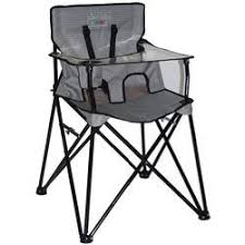 Portable Baby High Chair Ciao Baby Hb2015 Portable High Chair Grey Check K Free