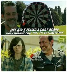 Walking Dead Meme Carl - the walking dead memes carl grimes negan jeffrey dean morgan
