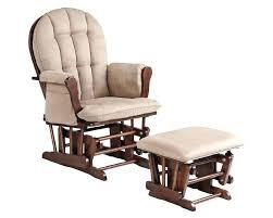 White Glider Rocking Nursery Chair Best Baby Nursery Rocking Chairs Rocker Recliner Grey Glider