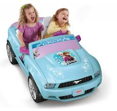 power wheels jeep barbie frozen ride on toys kid battery powered cars for hours of fun