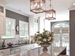 pendant lighting kitchen long light exceptional island glass