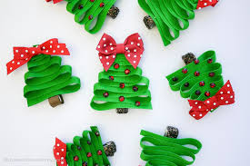 the rabom christmas tree ribbon sculpture hairclip youtube