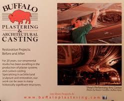 buffalo plastering architectural