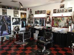 Latest Barber Shop Interior Design Interior Of The Shop Old Fashioned Barber Shop With A Splash Of