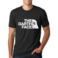 Boys Halloween Shirts by The Darth Face T Shirt For Men