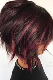 one side stack sassy bob bllack hair best 25 medium stacked bobs ideas on pinterest medium stacked