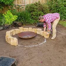 Outdoor Firepit How To Build An Outdoor Firepit