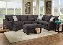 Marlo Furniture Sectional Sofa by Casa Gray 3 Pc Sectional Reverse This One Is Even More Perfect