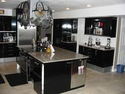 gloss kitchen cabinets outstanding brown high gloss kitchen gallery best inspiration