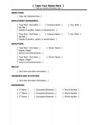 resume template 87 wonderful free download best download