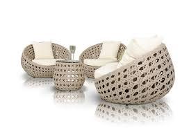 Outdoor Round Sofa Outdoor FurnitureModern Rattan Furniture - Round outdoor sofa 2