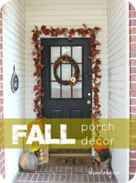 decorate small front porch landscape for front yard fall