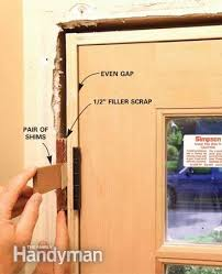 How To Replace Exterior Door Frame Simple Make Photo Gallery Replacement Exterior Doors Home Design