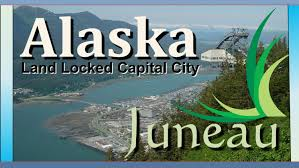 Juneau alaska tour of city and mount roberts tramway in wet